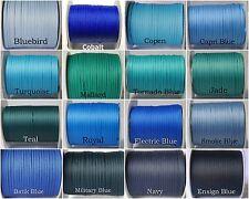 10yds~~3mm Dark Blue Grosgrain Ribbon 15 Colours U Pick