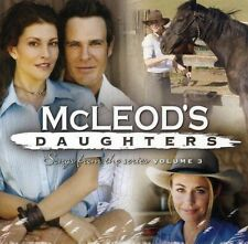 McLEOD'S DAUGHTERS Volume 3 (Gold Series) CD BRAND NEW Songs From The Series