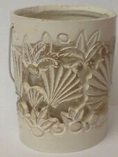 Shell Votives Beautiful 16 White 8 Beige 22 Glass Inserts Perfect for Gathering