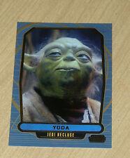 1000ct Luminaries Series 2 YODA White Card **RARE** Topps Star Wars DIGITAL