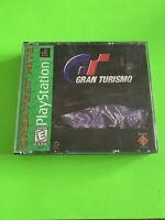 🔥 SONY PS1 PlayStation One PSX 💯 COMPLETE WORKING GAME🔥GRAN TURISMO