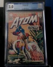 Showcase Presents #34 The Atom - Origin And First Appearance - CGC 3.0