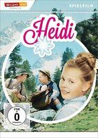 Heidi (Realfilm von 1963)[DVD/NEU/OVP] Nach Johanna Spyri mit Gustav Knuth, Eva