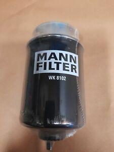 Fuel filter MANN-FILTER WK 8102