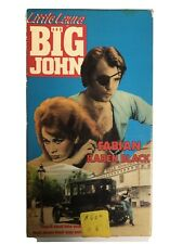LITTLE LAURA & BIG JOHN- Karen Black, Fabian Forte 1990 United American Release