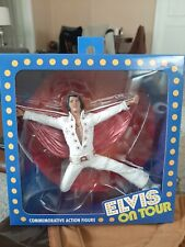 "NECA Elvis Presley 7"" Scale Figure Figurine Live in ?72 Collection New In Stock"