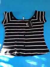 Forever New Regular Striped Casual Tops & Blouses for Women