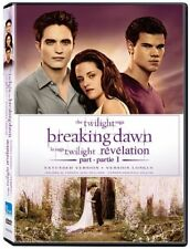 THE TWILIGHT SAGA: BREAKING DAWN PART 1 - EXTENDED VERSION *NEW DVD*