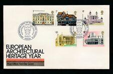 1975 ARCHITECTURE FDC GEORGIAN HOUSE NATIONAL TRUST SCOTLAND