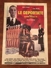 manifesto,2F Le deportate della sezione speciale SS,NAZI EROS,Rino Di Silvestro