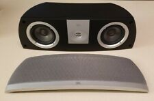 New listing Jbl Voice Center Channel Speaker 5-Inch 2-Way Dual Venue Series Harmon Int.