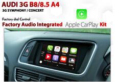 Audi A4 B8 / B8.5 3G Symphony Concert Integrated dial controlled CarPlay Kit
