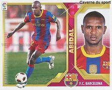 N°07A ABIDAL # FRANCE FC.BARCELONA STICKER PANINI CROMO LIGA 2012