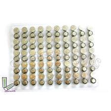 200 x AG5 393 LR48 LR754 SR48 SR754 393A D393 Alkaline Single Use Battery