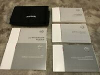2019 Nissan Kicks Owners Manual With Case And Navigation OEM Free Shipping
