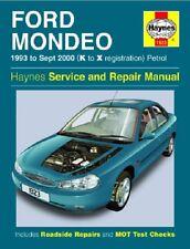 HAYNES SERVICE & REPAIR MANUAL FORD MONDEO 1993 to 2000 K to X REG PETROL (1923)