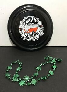 420 Cheba Hut Frisbee from April 20th 2018 420 Celebration Frisbee 9 inches New