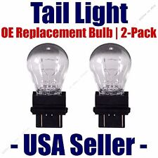 Tail Light Bulb 2pk - OE Replacement Fits Listed Dodge Vehicles - 3057
