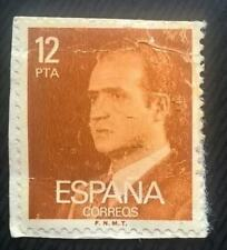 Spain stamps - King Juan Carlos I - 1985 12 peseta