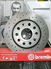 Dischi Freno Forati Anteriori BREMBO Audi A3 (8P1) - A3 Sportback (8PA) 0991671X