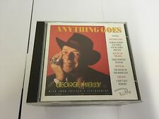 George Melly & John Chilton's Feetwarmers - Anything Goes (2001) CD MINT