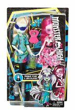 Monster High Science Class Draculaura and Frankie Stein 2 Pack Doll Set - NEW