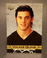 2006-07 Upper Deck #240 Kristopher Letang Young Guns RC Rookie
