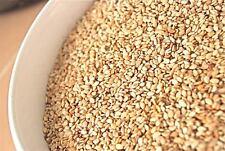Natrural Brown Sesame Seed 4 oz - Great on Salads, Baked Goods, and Vegetables