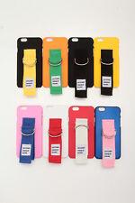 Korean Second Unique Multi-Use Cover Case For iPhone 6/6s Black