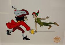 Disney: Peter Pan and Captain Hook Sericel