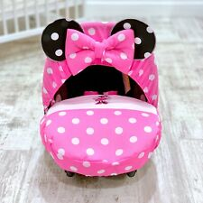 PERSONALISED BOYS GIRLS UNIVERSAL BABY CAR SEAT COVER DRESSING STAGE GROUP 0