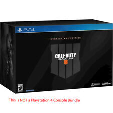 Call of Duty: Black Ops 4 Collector's Crate Edition Game - (NOT A CONSOLE)