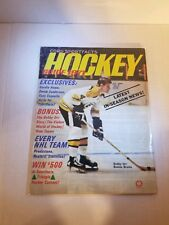 Sports Facts Hockey Guide 1971 Orr Cover