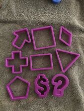 Farberware Cookie Cutters Shapes And Symbols