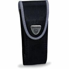 Victorinox 33250 Large Lockback Nylon Belt Pouch Swiss Army Knife Pouches Black