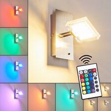 Applique Lampe murale LED Changeur de couleur Éclairage de couloir Spot mural