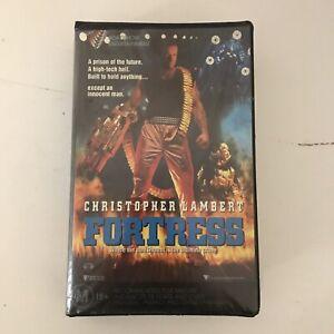 Fortress - Vhs Video - Christopher Lambert