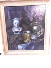 Stillleben Künstlerische Malerei Mit Acryl Technik Günstig Kaufen Ebay