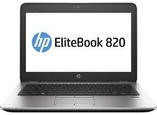 "HP EliteBook 820 G3 Intel i5 6300U 2.40Ghz 8Gb Ram 256Gb SSD 12.5"" FHD Win 10"