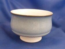 Soup Bowls Blue Denby, Langley & Lovatt Pottery Tableware