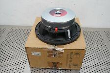"B&C 10PE26-8M 10"" Midbass Speaker Pro Audio Mid-range  Woofer driver speaker"