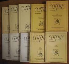 n°40 nature et société au XVIIIe siècle CORPUS revue DE PHILOSOPHIE 2002