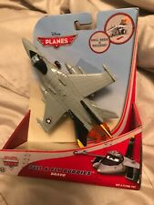 Disney Planes Pull & Fly Buddies - Bravo - Mattel X9510 Jet Pretend And Play Toy