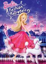 Barbie: A Fashion Fairytale [DVD] NEW!