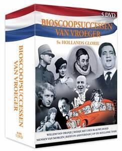 Bioscoopsuccessen Van Vroeger (  Filmmuseum serie )   new 5-dvd in seal