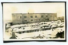 1940s  vintage photo  WW2 Alaska #11 Royal Fruit Wholesale building