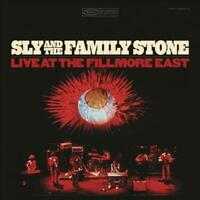 LIVE AT THE FILLMORE EAST [LP] NEW VINYL
