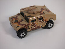 HOT WHEELS ARMED CASTED 1991 HUMMER
