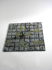 NEW! 8x8 Painted Dungeon Floor Tiles for D&D /Warhammer