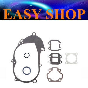 Head Base Bore Exhaust Gasket Seal O Ring Kit For YAMAHA PW50 PY50 QT50 Y-Zinger